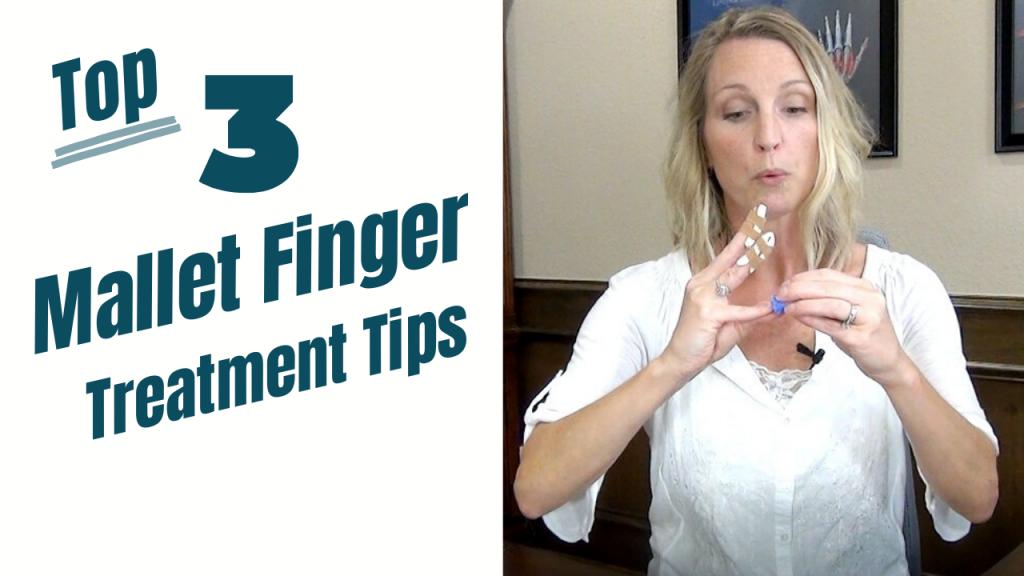 Top3 mallet finger treatment
